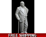 Qing Yi Miniatures British Prime Minister Winsto..
