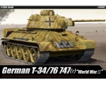 Academy German T-34/76 747r 1/35