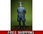 "Qing Yi Miniatures WWII LUFTWAFFE OFFICER 1/32 "".."