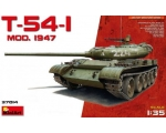 MiniArt SOVIET T-54-1 MEDIUM TANK Mod.1947 1/35