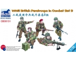 Bronco WWII British Paratroops In Combat Set B 1..