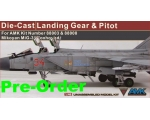 AMK DIE-CAST LANDING GEAR & PITOT FOR AMK 88003 ..