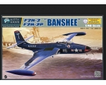 Kitty Hawk F2H-2/F2H-2P Banshee 1/48