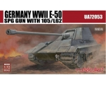 Modelcollect Germany WWII E-50 SPG Gun with 105 ..