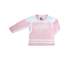 MightyMac Montreal Canadiens Pink Jersey