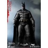 "Hot Toys Arkham City Batman Figure 12"".."