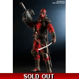 Deadpool Sixth Scale Figure by Sidesho..