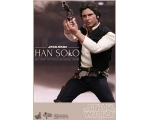 Hot Toys 1/6 Star Wars Han Solo Figure