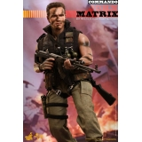 Hot Toys Commando John Matrix 1/6 Scal..