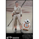 Hot Toys Star Wars: The Force Awakens:..