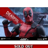 Hot Toys Deadpool: 1/6th scale Deadpoo..