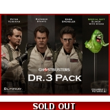 Blitzway '1984' Ghostbusters Dr.3  Pack