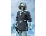 "Sideshow Collectables Captain Han Solo Hoth 12"" .."