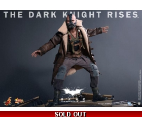 Hot Toys  MMS183  The Dark Knight Rises: Bane Collectible Figure