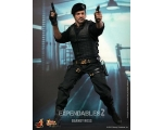 Hot Toys - MMS194 - The Expendables 2: Barney Ro..
