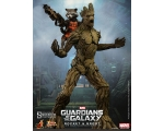 Guardians Of The Galaxy Rocket & Groot Twin Pack..