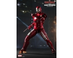 Hot Toys MMS213 Iron Man 3 Silver Centurion 1/6 ..