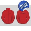 2014 WOMENS RED Soft Shell Jacket