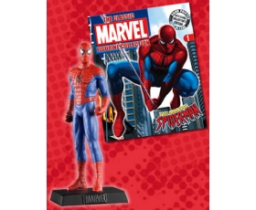 Spiderman Marvel Figurine Collection 1