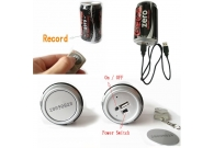 4GB SPY CAMERA HIDDEN IN COKE COCA COL..
