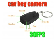 Mini Spy Hidden Camera Key Chain Web Cam..
