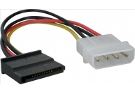 SATA Power Cable IDE to Serial ATA SAT..