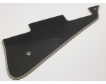 Aged BLACK 5 Ply Pickguard for Gibson Les Paul C..