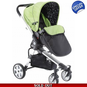 Baby Elegance Ego Travel System / Pushchair