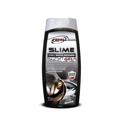 Slime Tyre-Dressing Gel 500ml