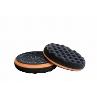 Black Soft Touch Waffle Pad Large
