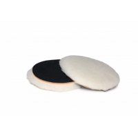 Top Wool Polishing Disc 23cm Domed