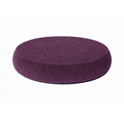 Purple Polishing Pad Medium 145/30 mm
