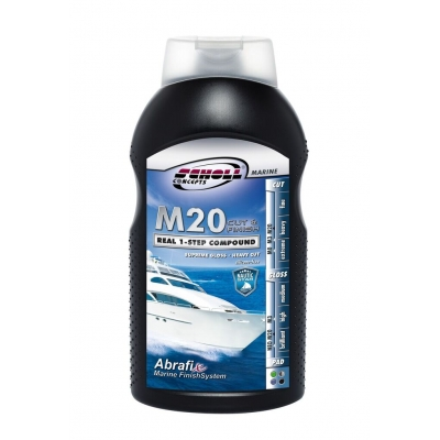 M20 Cut & Finish Real 1-Step Compound 1KG