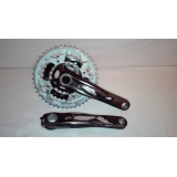 Shimano Deore M590 9 Speed Chainset Ho..