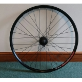 WTB Speed Disc All Mountain on Shimano..