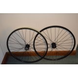 Black Single Speed Wheelset 29