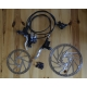 Hope Mono Mini Disc Brakeset BLUE