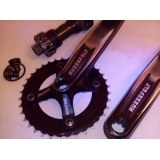 Truvative Hussefelt Howitzer Chainset