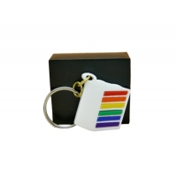 Deluxe Rainbow Layer Cake Slice K..