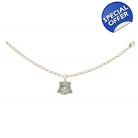 Crystallised Night Owl Charm Brac..