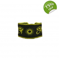 Ra Of Sunshine Cuff Bracelet