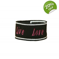 Live Love Laugh Cuff Bracelet