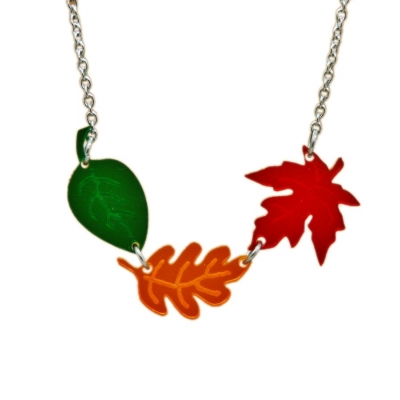Autumnal Beauty Necklace
