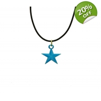 Nautical Star Charm Necklace