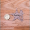 Star Baker Sew On Iron ..