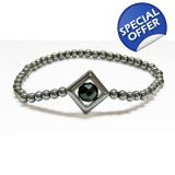 Ladies Aztec Geo Bracelet