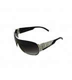 Limited Edition Ladies Crystallized visor Sunglasses