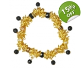 Ladies Golden Charm Set