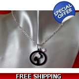LTD EDT Mother and baby necklace