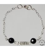 Ladies Eternity chain Bracelet
